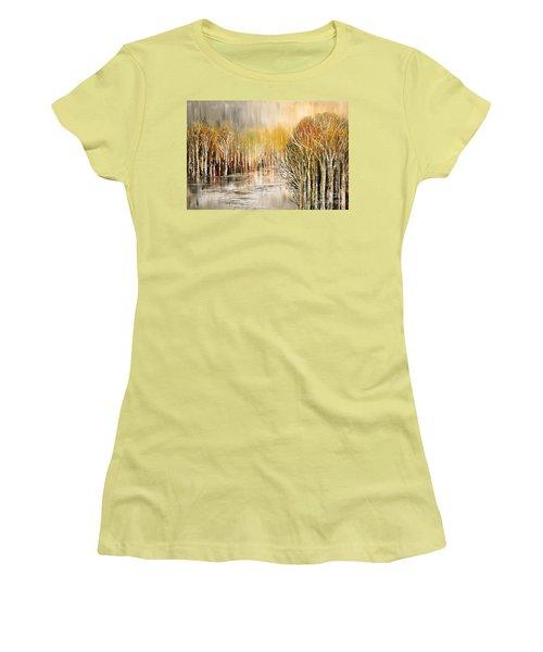 As A Dream Women's T-Shirt (Junior Cut) by Tatiana Iliina