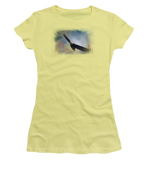 Ascending Women's T-Shirt (Athletic Fit)