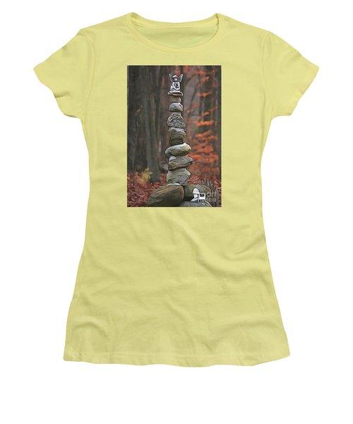 Ascention Women's T-Shirt (Athletic Fit)