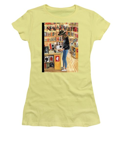 At The Strand Women's T-Shirt (Athletic Fit)