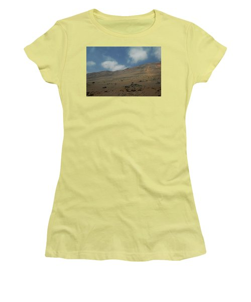 Atacama Desert Women's T-Shirt (Athletic Fit)