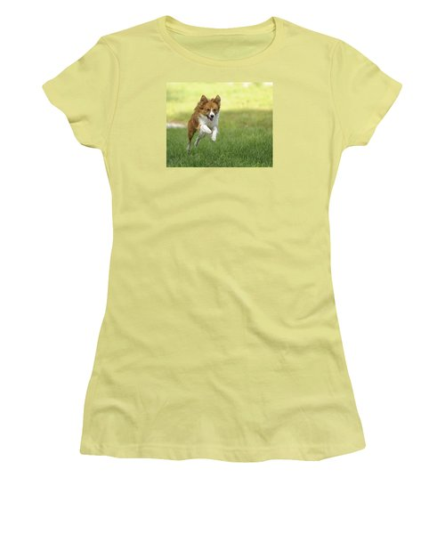 Aussi At Play Women's T-Shirt (Junior Cut)