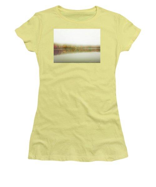 Autumn Symmetry Women's T-Shirt (Athletic Fit)
