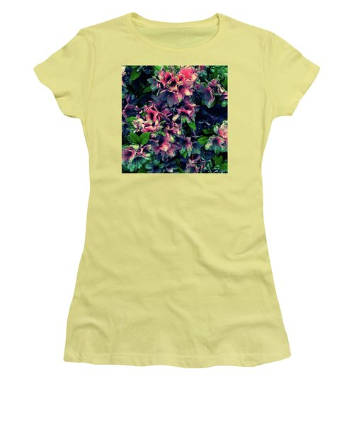 Azalea Women's T-Shirt (Athletic Fit)