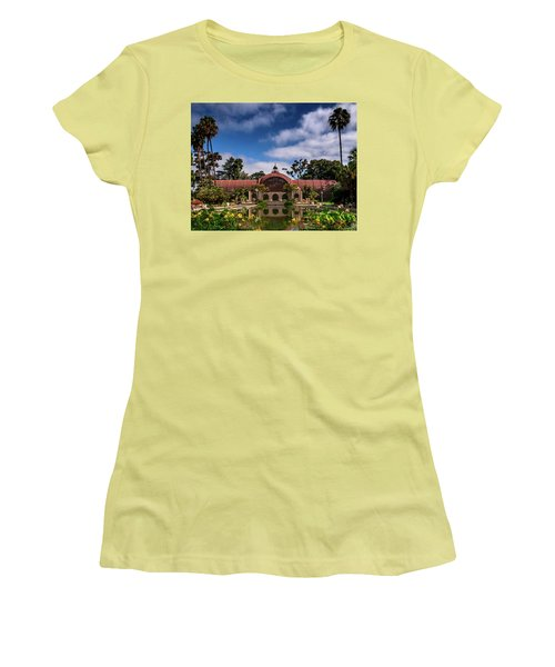 Balboa Park Women's T-Shirt (Junior Cut) by Martina Thompson