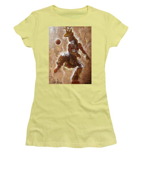 B A L L  . G A M E Women's T-Shirt (Athletic Fit)