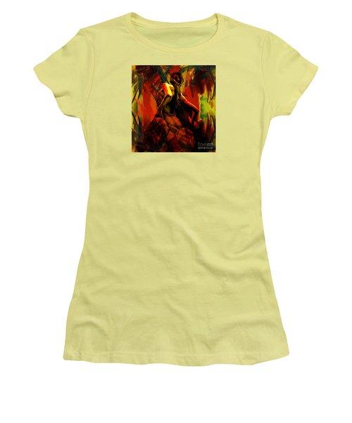 Ballet-c Women's T-Shirt (Junior Cut) by Gull G