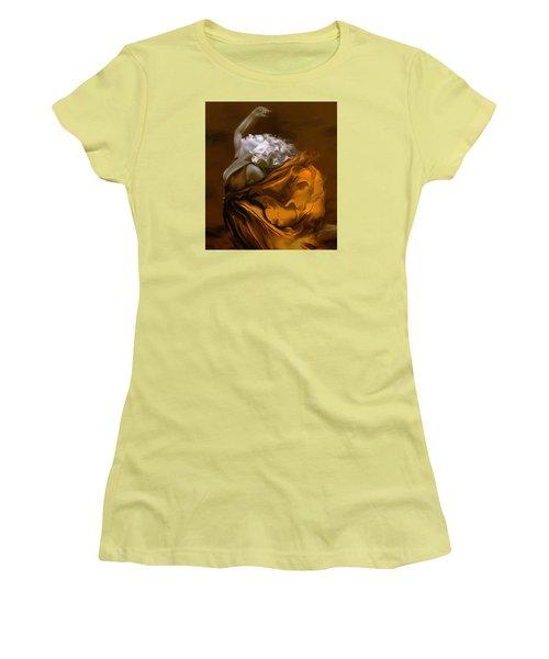 Ballet Women's T-Shirt (Athletic Fit)