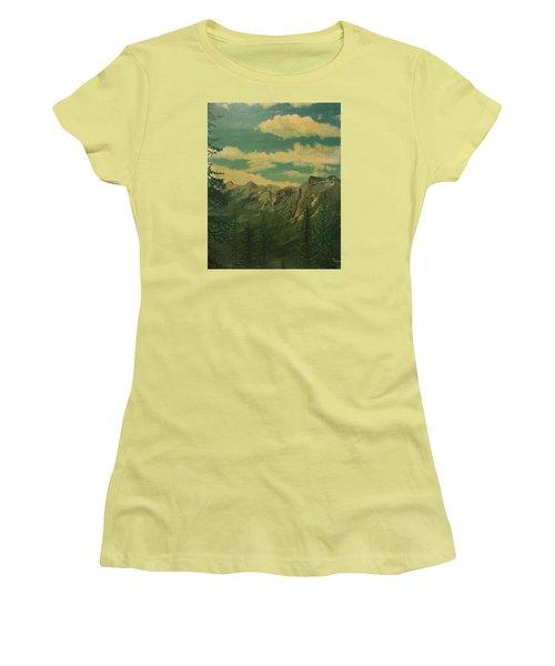 Banff Women's T-Shirt (Athletic Fit)