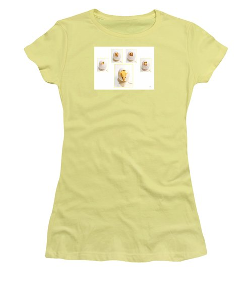 Barn Mouse Women's T-Shirt (Athletic Fit)