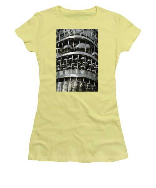 Basket Of Farmer's Produce. Women's T-Shirt (Athletic Fit)