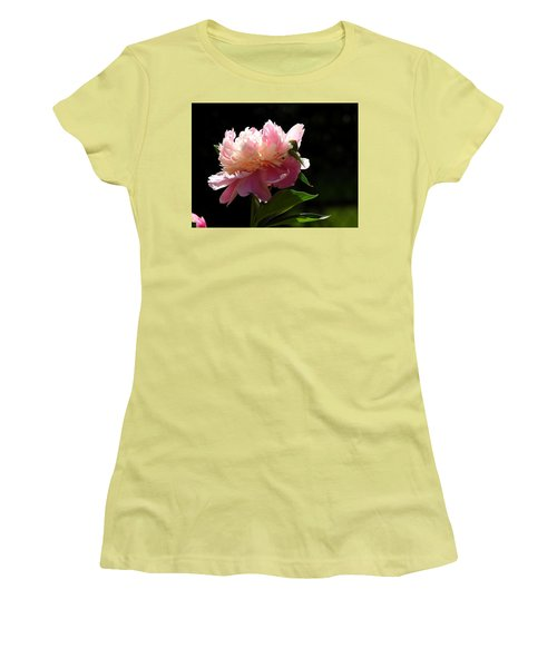 Basking In The Sun Women's T-Shirt (Junior Cut) by Betty-Anne McDonald