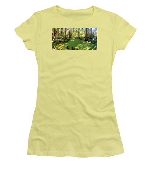 Bayou Country Women's T-Shirt (Athletic Fit)
