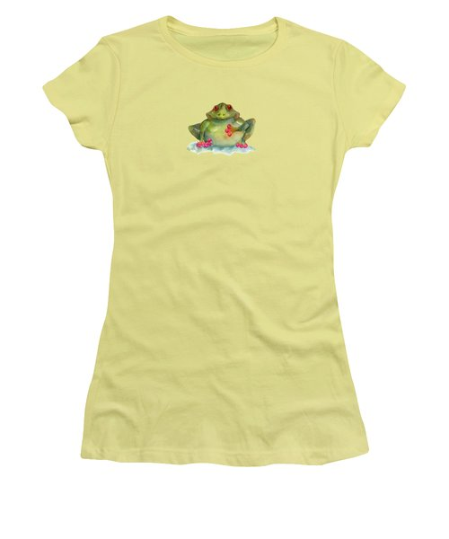 Be Still My Heart Women's T-Shirt (Athletic Fit)