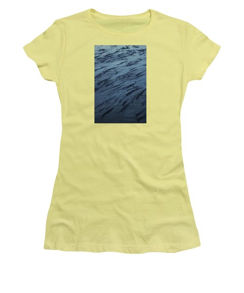 Beach Abstract 20 Women's T-Shirt (Athletic Fit)