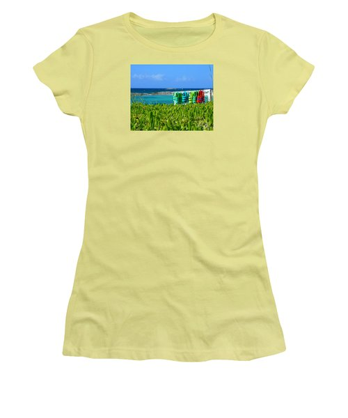 Beach Life Women's T-Shirt (Athletic Fit)