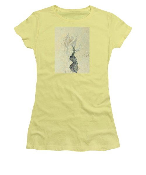 Beach Sand 3 Women's T-Shirt (Athletic Fit)