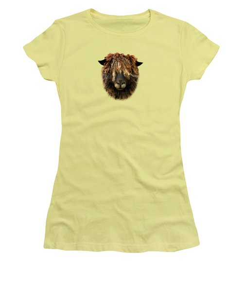 Beacuse Ewe Are Worth It 2 Women's T-Shirt (Junior Cut) by Linsey Williams