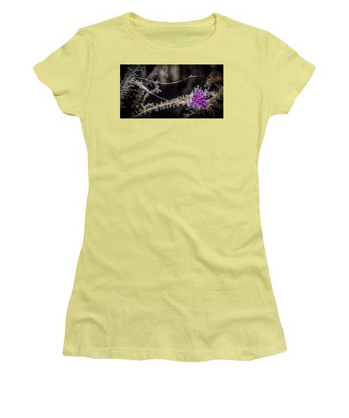 Beadwork Women's T-Shirt (Athletic Fit)