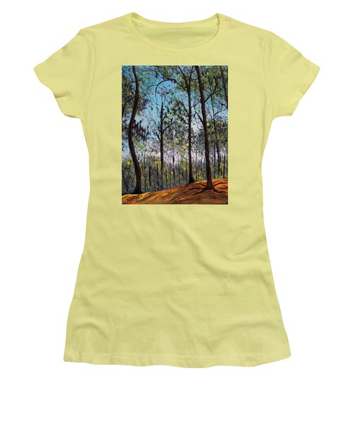 Beauty Around Us 1 Women's T-Shirt (Athletic Fit)