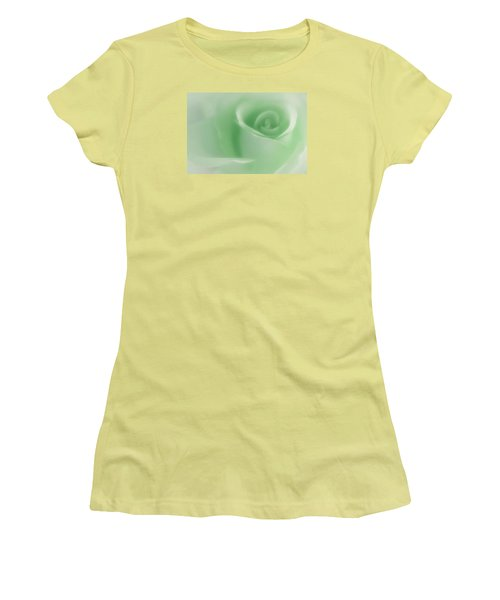Women's T-Shirt (Junior Cut) featuring the photograph Beauty Awakens by The Art Of Marilyn Ridoutt-Greene
