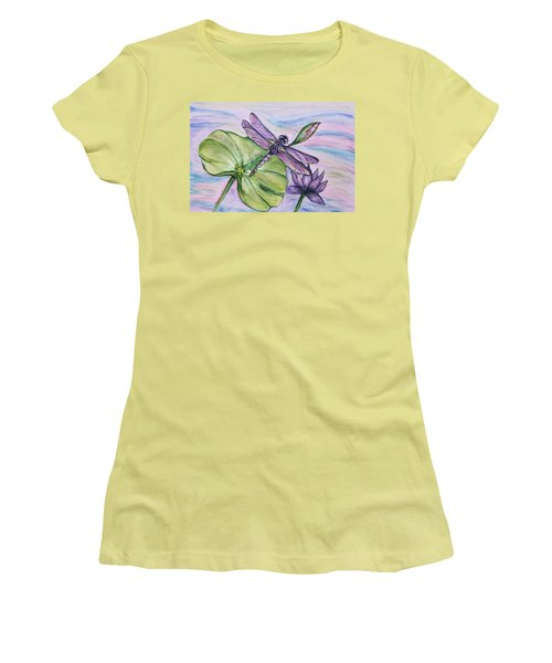 Beauty In Nature Women's T-Shirt (Athletic Fit)