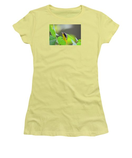 Women's T-Shirt (Junior Cut) featuring the photograph Beauty by Kathy Gibbons