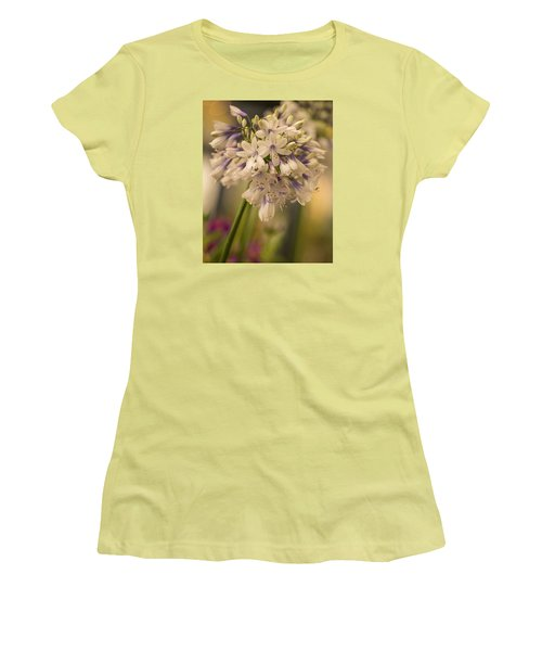 Women's T-Shirt (Athletic Fit) featuring the photograph Beauty Tower by Julie Andel