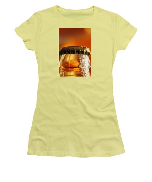 Beer Women's T-Shirt (Athletic Fit)