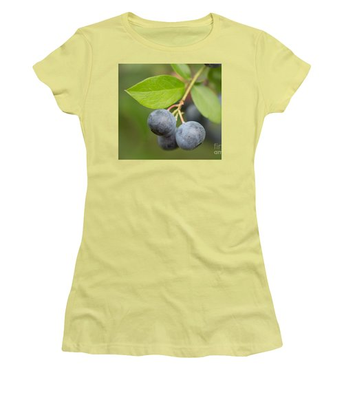 Berrydelicious Women's T-Shirt (Athletic Fit)