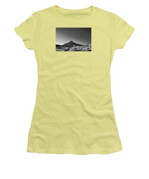 Big Bend Np Image 134 Women's T-Shirt (Junior Cut) by Kerry Beverly