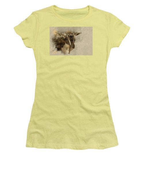 Billy Women's T-Shirt (Athletic Fit)