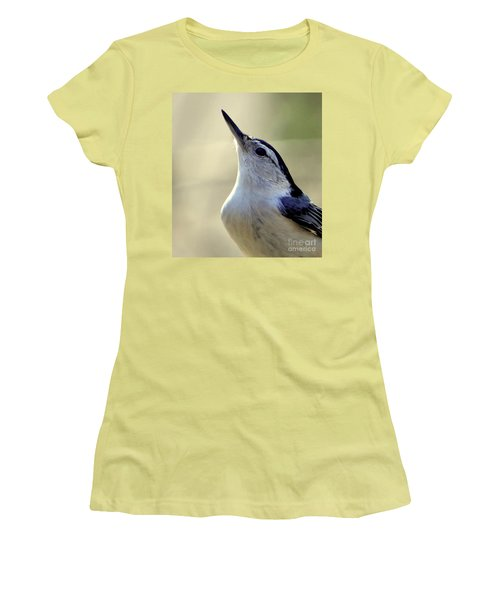 Bird Photography Series Nmb 6 Women's T-Shirt (Junior Cut) by Elizabeth Coats