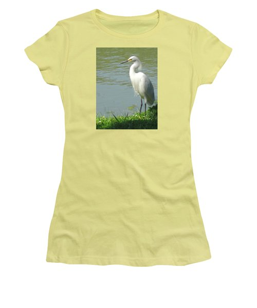 Bird Women's T-Shirt (Athletic Fit)
