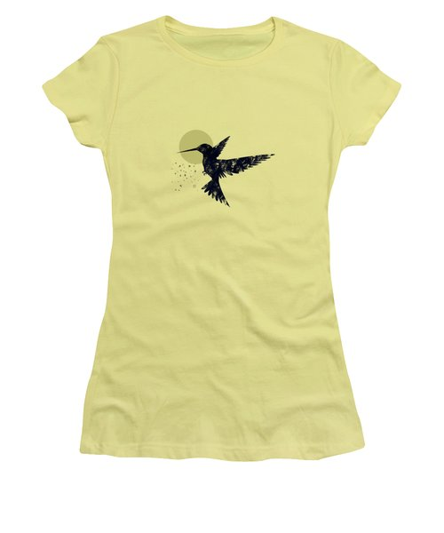 Bird X Women's T-Shirt (Athletic Fit)