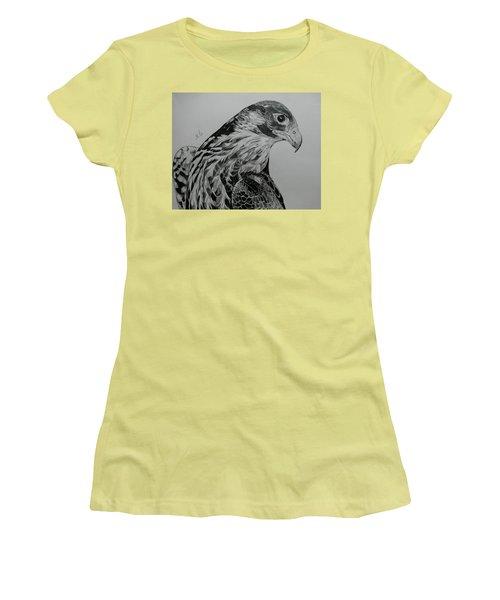 Birdy Women's T-Shirt (Junior Cut) by Melita Safran