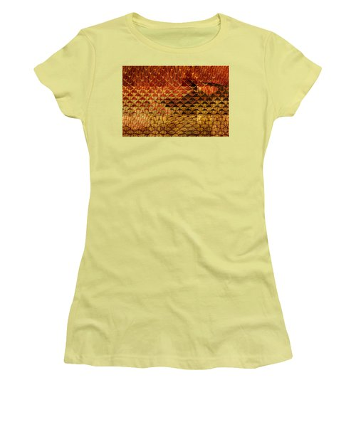 Black Mountain Women's T-Shirt (Athletic Fit)