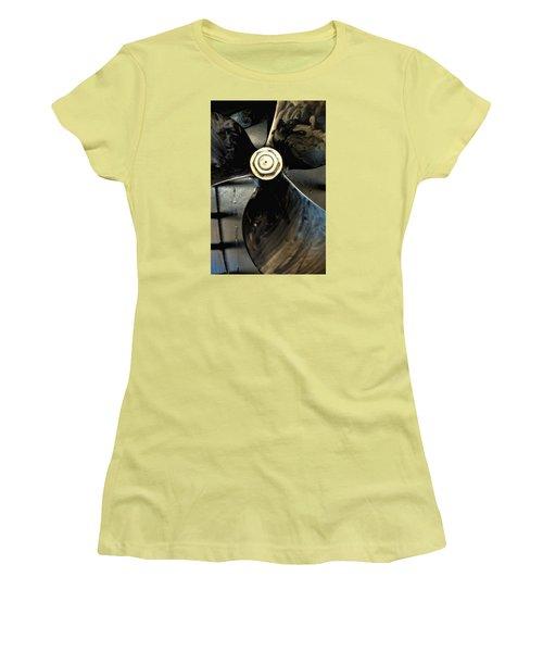 Blade Women's T-Shirt (Junior Cut) by Newel Hunter