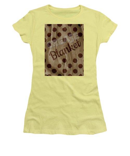 Blanket Women's T-Shirt (Junior Cut) by La Reve Design