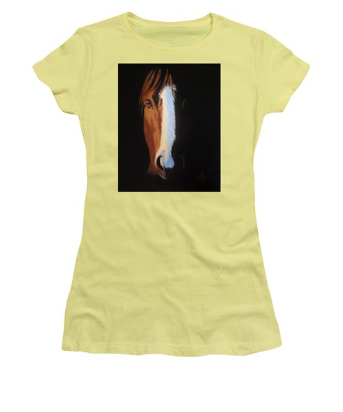 Blaze Women's T-Shirt (Athletic Fit)