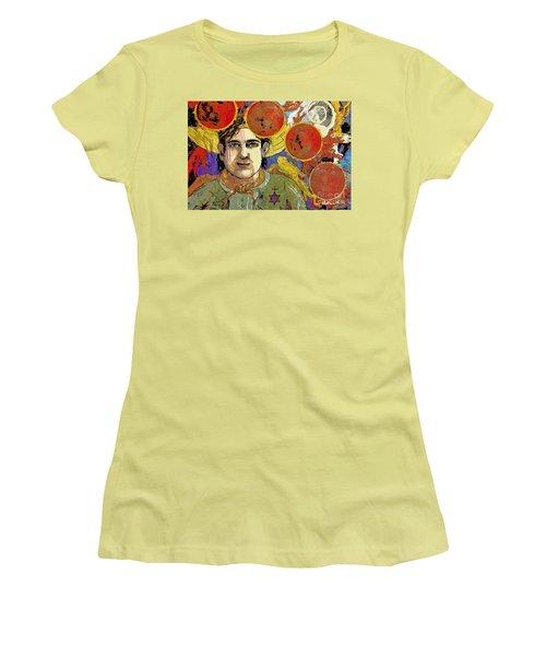 Blood Moon Tetrad Women's T-Shirt (Junior Cut)