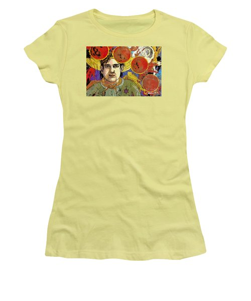 Blood Moon Tetrad Women's T-Shirt (Athletic Fit)