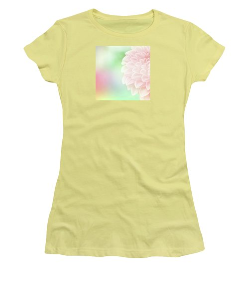 Bloom Women's T-Shirt (Junior Cut) by Robin Dickinson