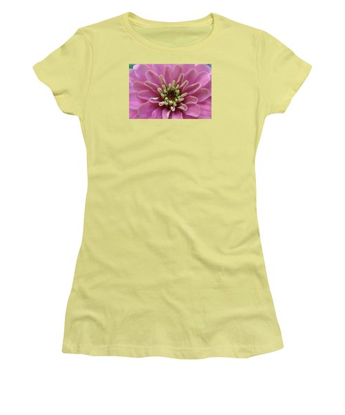 Blooming Flower Women's T-Shirt (Athletic Fit)