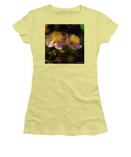 Blossoms.1 Women's T-Shirt (Athletic Fit)