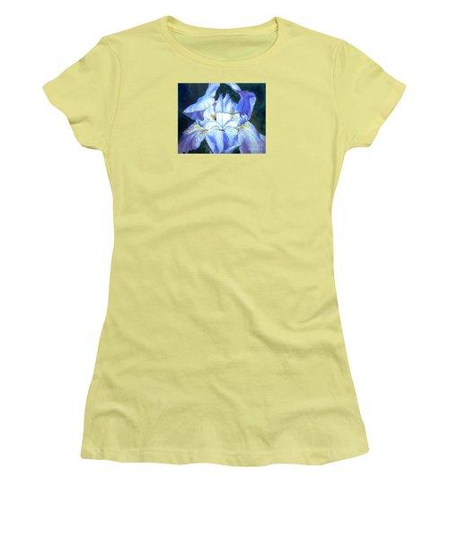 Blue Beauty Women's T-Shirt (Athletic Fit)