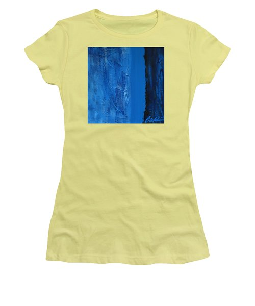 Blue Collar Women's T-Shirt (Athletic Fit)