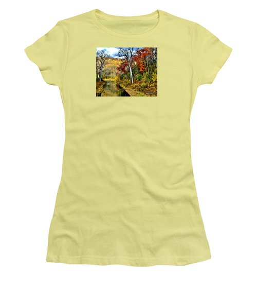 Bluff Country Women's T-Shirt (Athletic Fit)