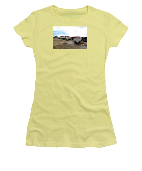Boats,fishing-24 Women's T-Shirt (Athletic Fit)
