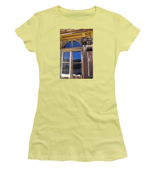 Bodie Woodwork Women's T-Shirt (Athletic Fit)